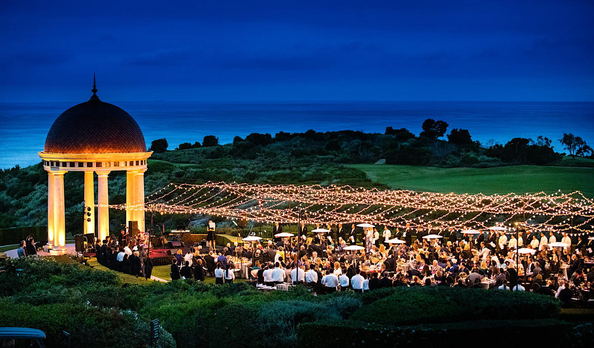 Last year's Chairman's Circle gala took place at The Resort At Pelican Hill in Newport Coast, CA. (Andrena Photography)