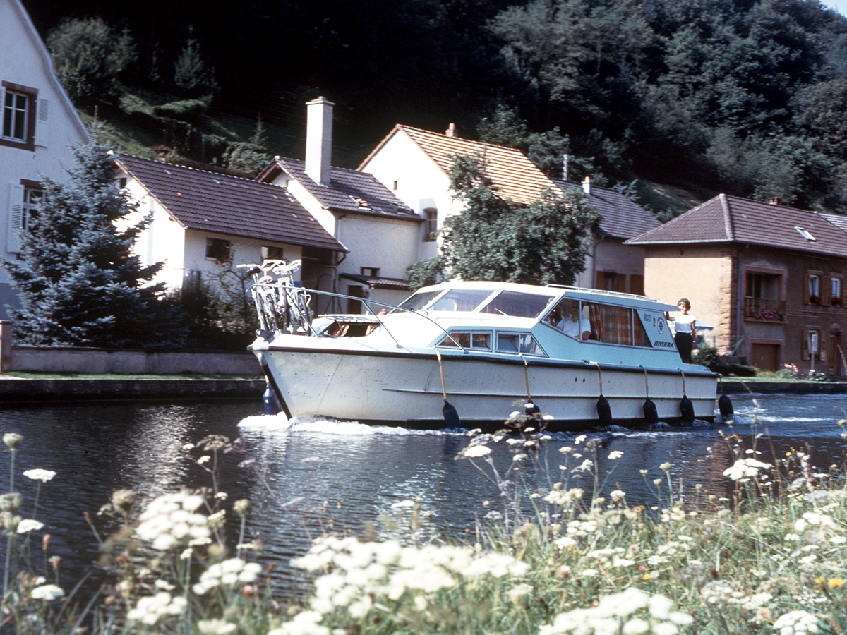 Le Boat has been a presence on European waterways since 1969.