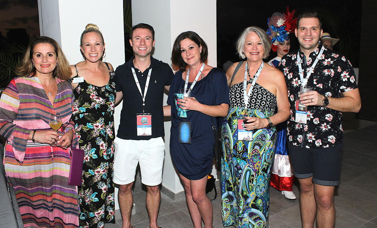 Travel pros gather at the 2020 Spotlight Awards in the Dominican Republic.