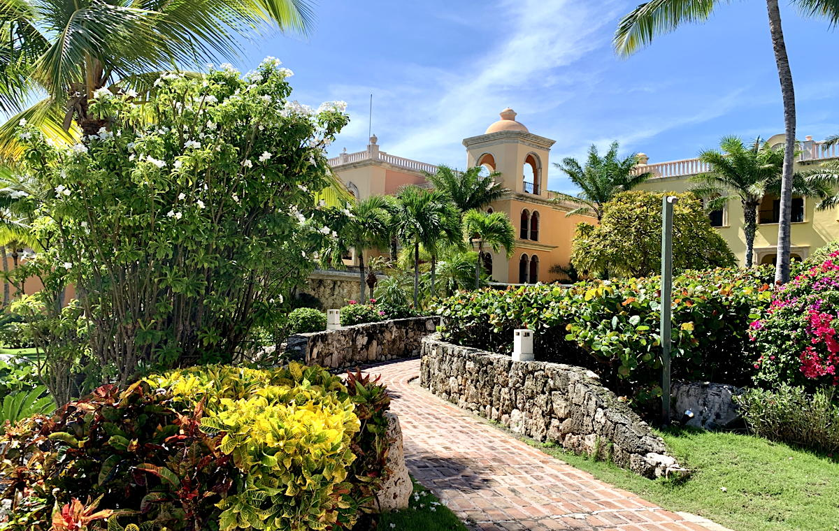 Sanctuary Cap Cana is divided into four romantic sections. (Pax Global Media)