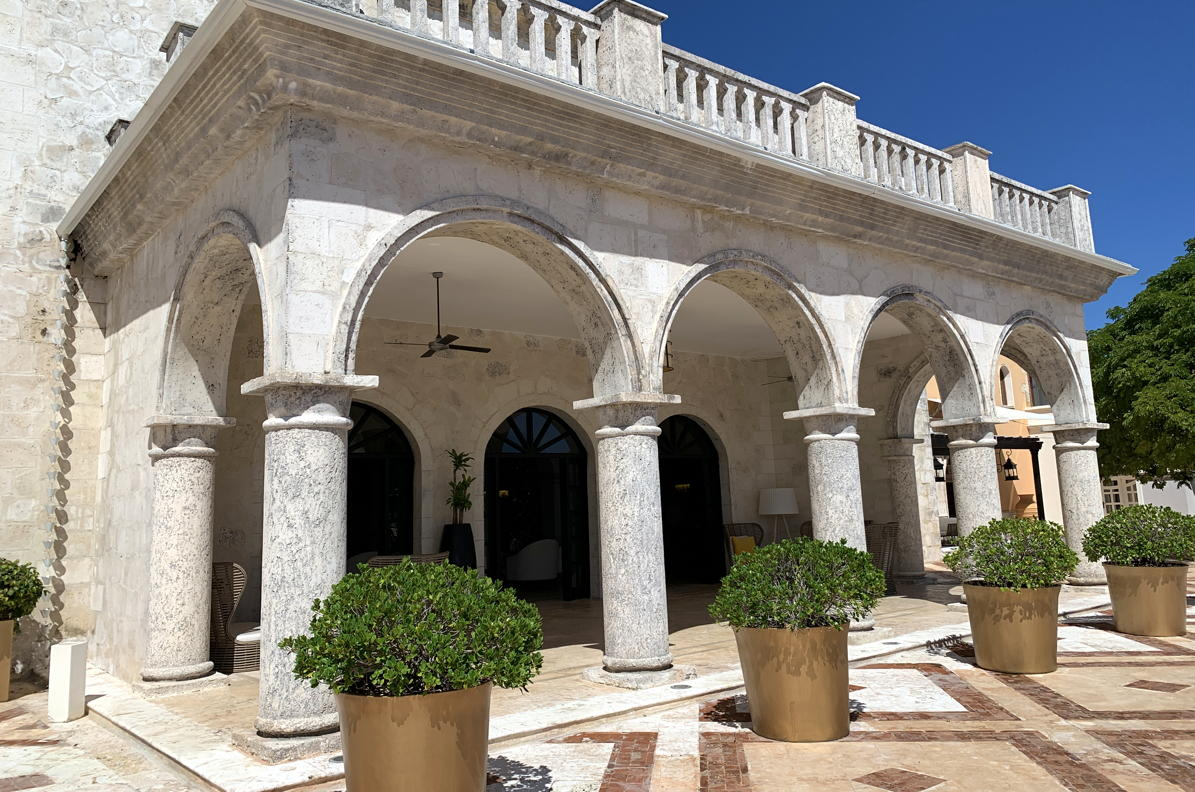 "Sanctuary Cap Cana is a ""mix of the world's best,"" says Angie Diaz."