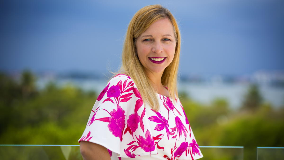 Laurie Keith, President of Romantic Planet Vacations. (Supplied/Sarani Photography)