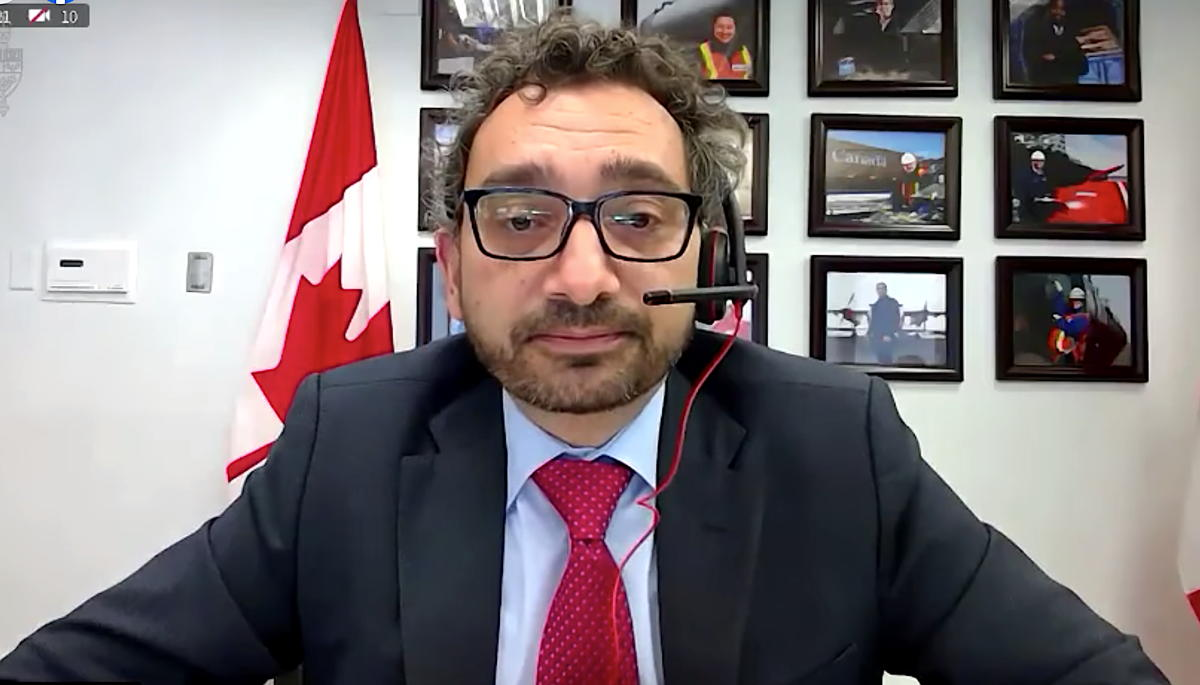 """The aspect of independent travel agent refunds, or commissions, are part of the discussions as we speak,"" Minister Alghabra said."