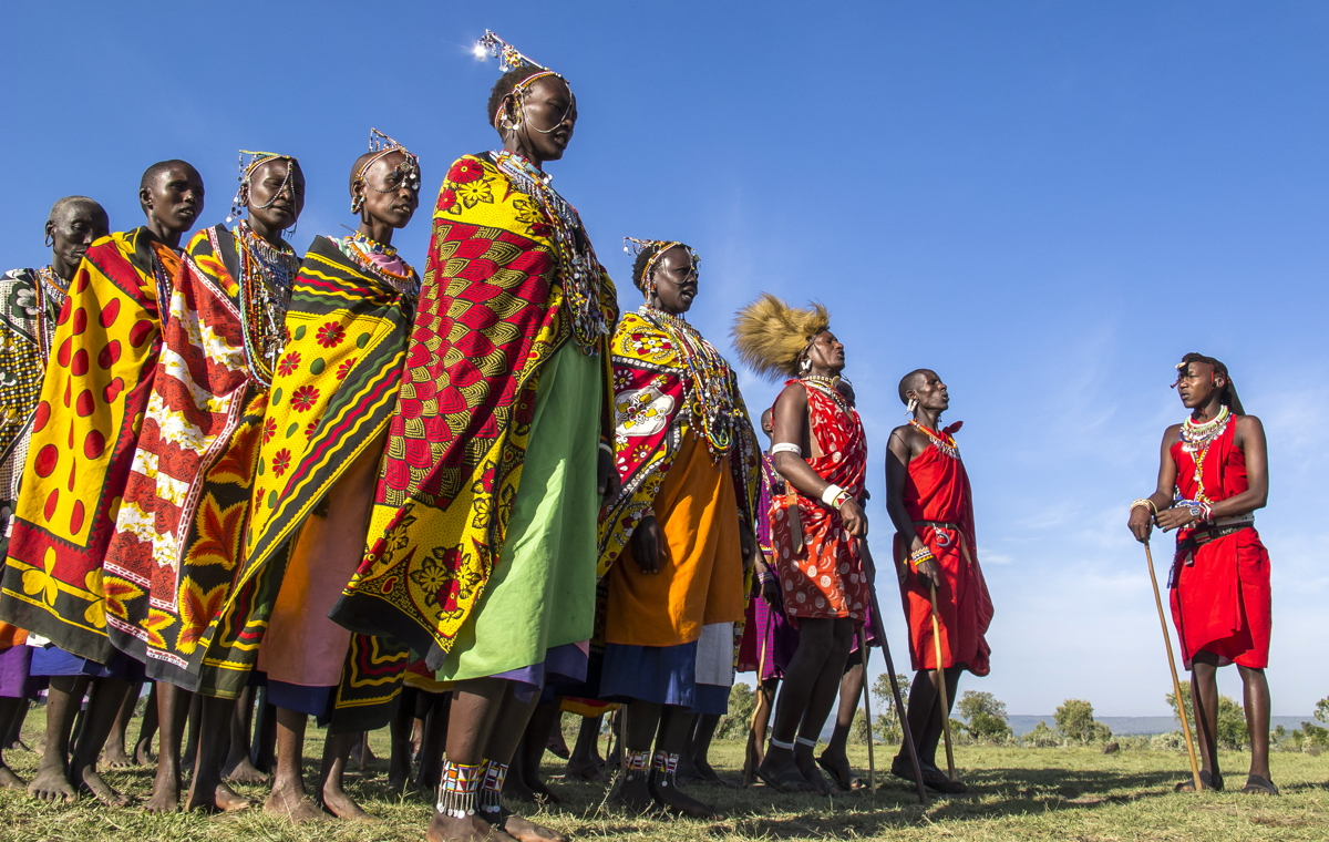 There are 42 tribes in Kenya, each of which tell the story of Kenya's culture and heritage. Photo courtesy of Goway.