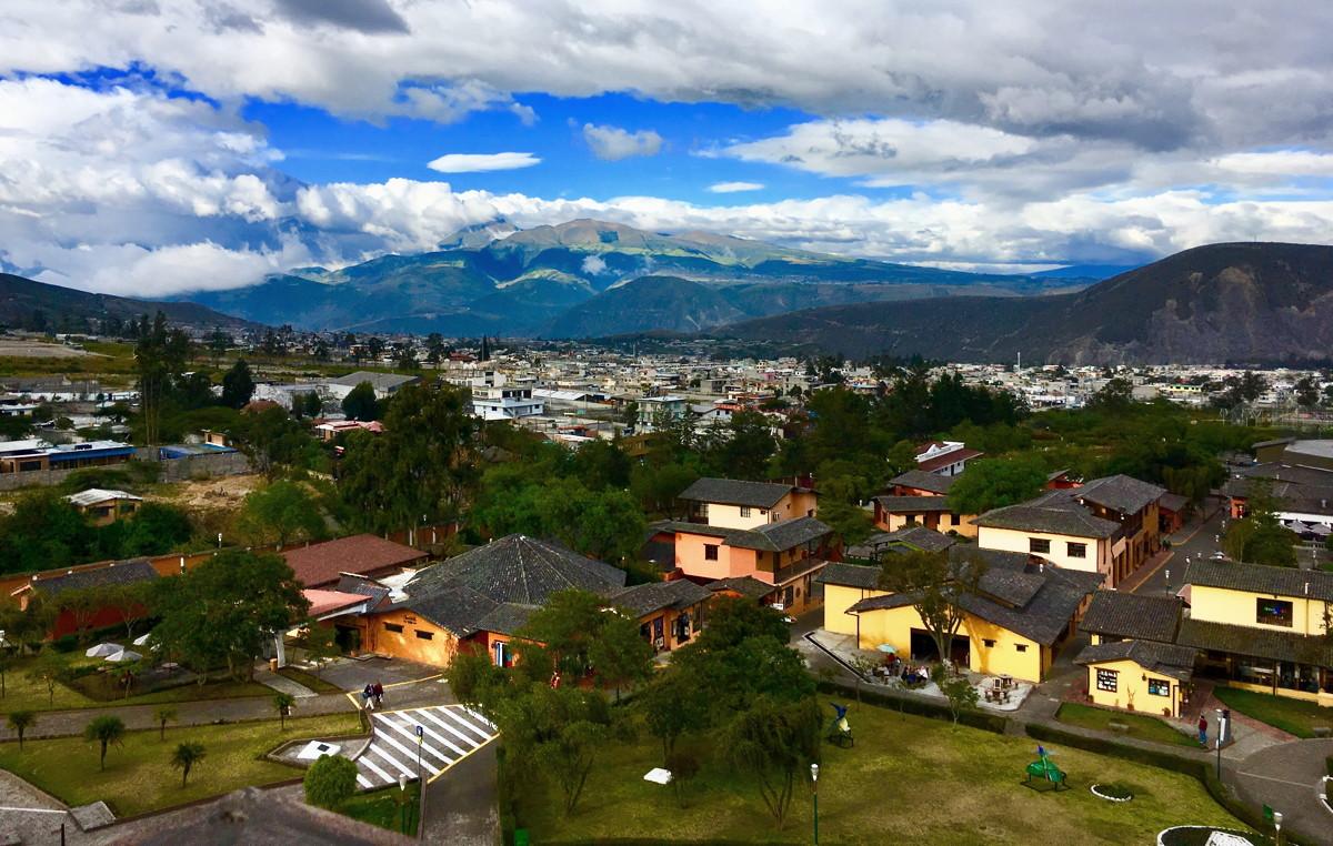 UNTOUCHED BEAUTY. Ciudad Mitad del Mundo in Pichincha, Ecuador.