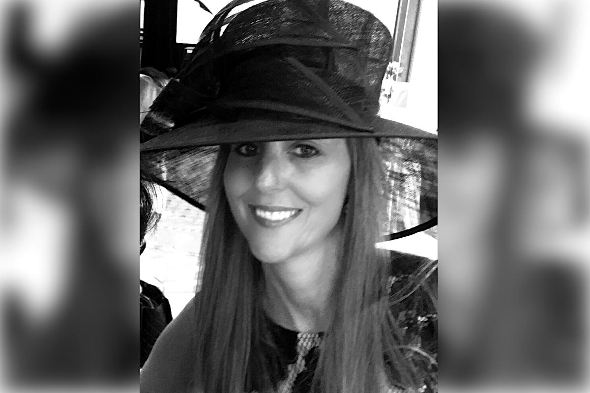 VoX's Denise Graham. The travel industry is encouraged to post a black & white photo of themselves, wearing a hat, on social media on Jan. 27 to honour Bruce. (Supplied)