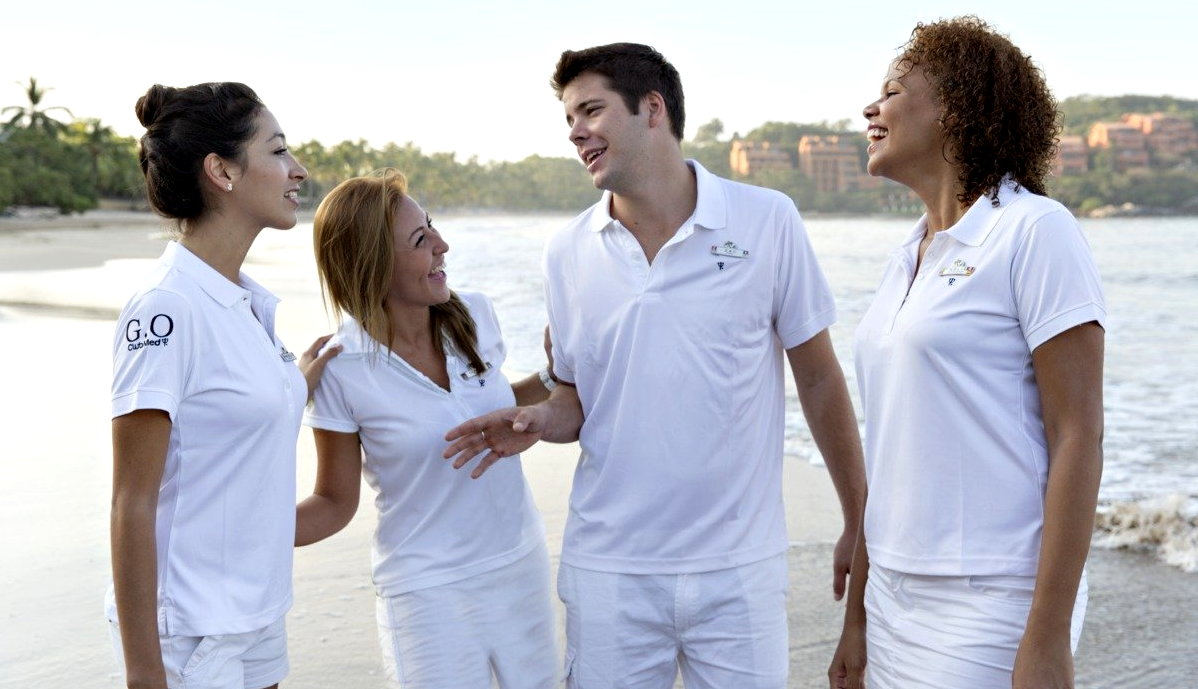 ENGLISH SPEAKING. All of Club Med's G.O.'s speak English, among other languages. Photo: clubmedjobs-thailand.com