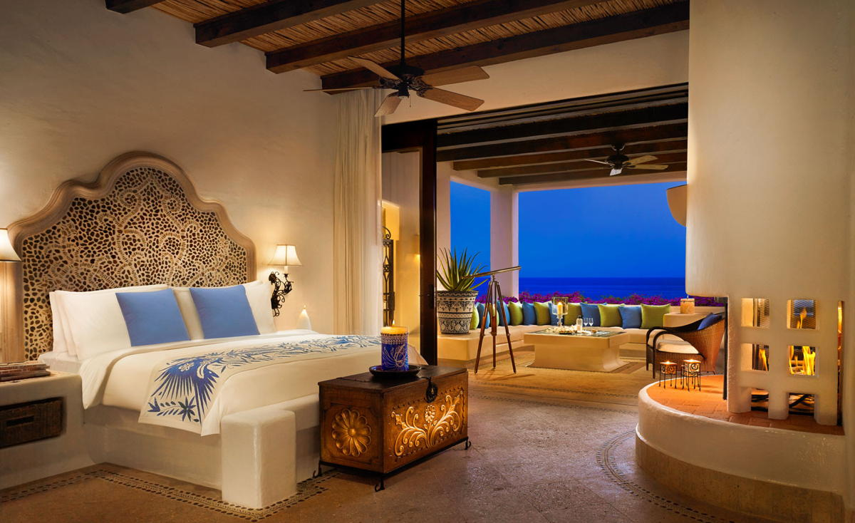 Las Ventanas Hotel – Ocean View Jr Suite - Los Cabos. (Supplied)