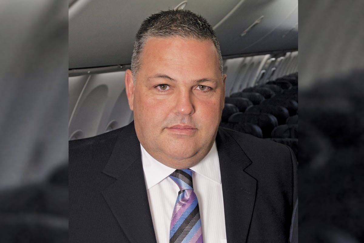 Andrew Dawson, Chief Operating Officer at Sunwing Travel Group. (Supplied)