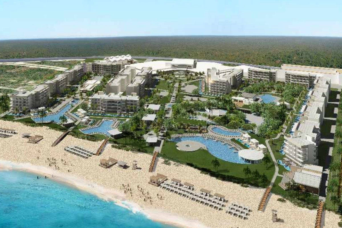Planet Hollywood Beach Resort Cancun opened Jan. 29. (Supplied)