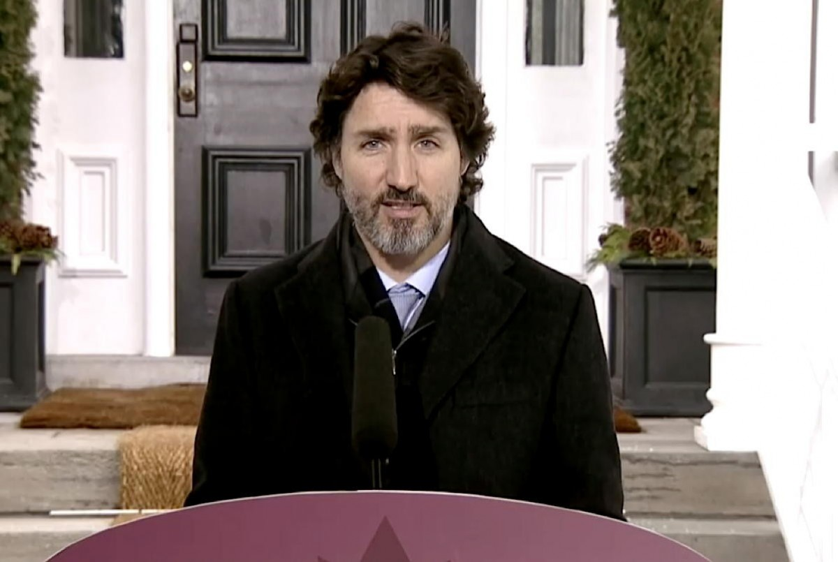 Prime Minister Justin Trudeau. (file photo)