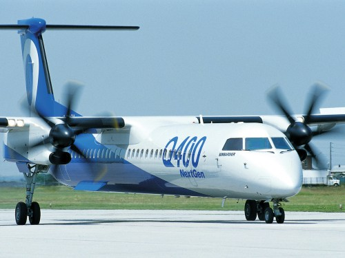 Bombardier to shift work on Q400 out of Toronto