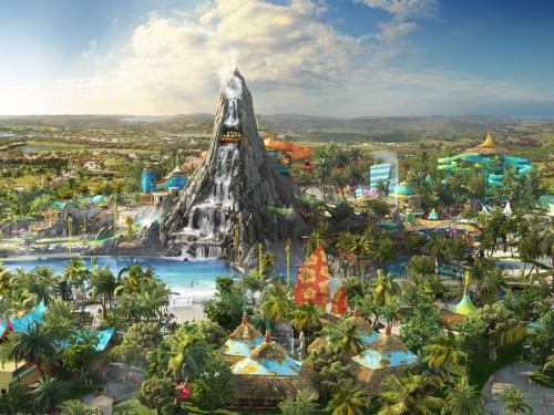 Universal Orlando reveals details about new waterpark