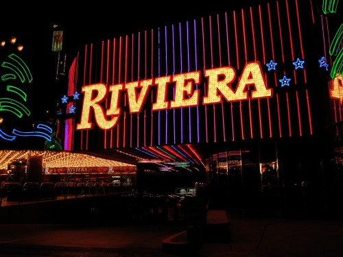 Riviera makes way for new Las Vegas convention centre