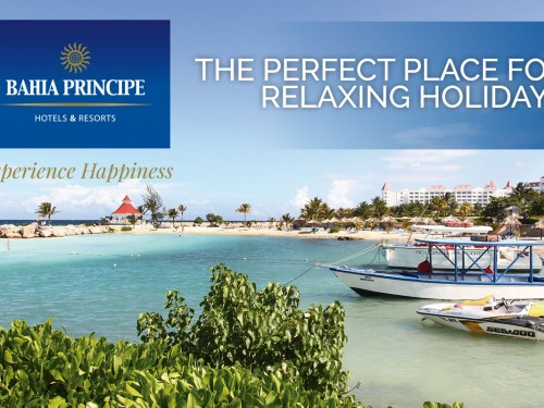 Experience happiness with Bahia Principe in Jamaica
