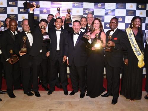 Sandals Resorts honoured at annual World Travel Awards