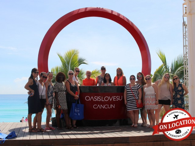 5 things agents need to know about Oasis Hotels and Resorts in Cancun