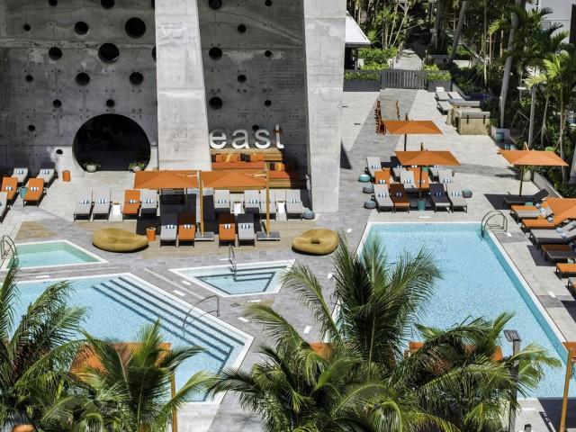 EAST, Miami opens its doors