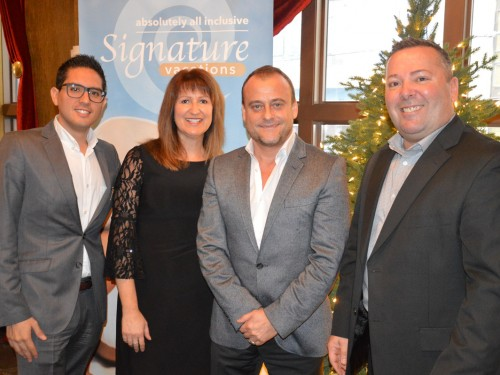 RIU & Sunwing look to 2017 with no reservations
