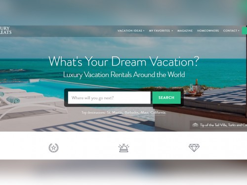 Airbnb announces purchase of Luxury Retreats
