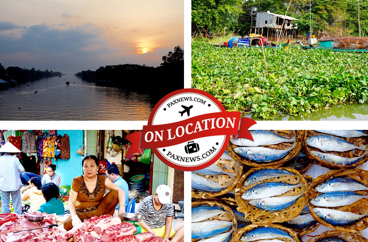 PAX On Location: Along the Mekong in Vietnam