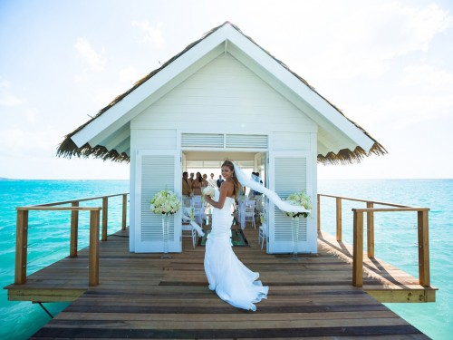Sandals shows agents some love with wedding webinars