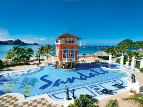 Sandals offers agents a booking bonus this winter