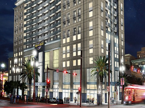 Hard Rock Hotel coming to New Orleans French Quarter in 2019