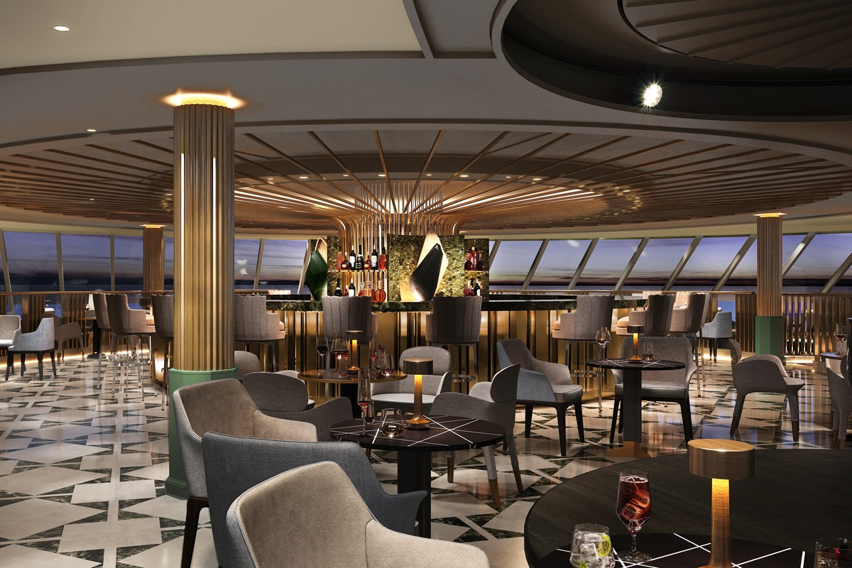 Crystal Cruises provides Serenity redesign updates