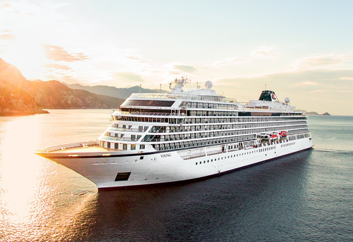 Viking adds option for 6 new ocean ships by 2027