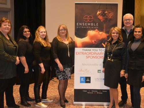 Ensemble takes it to the next level in Toronto