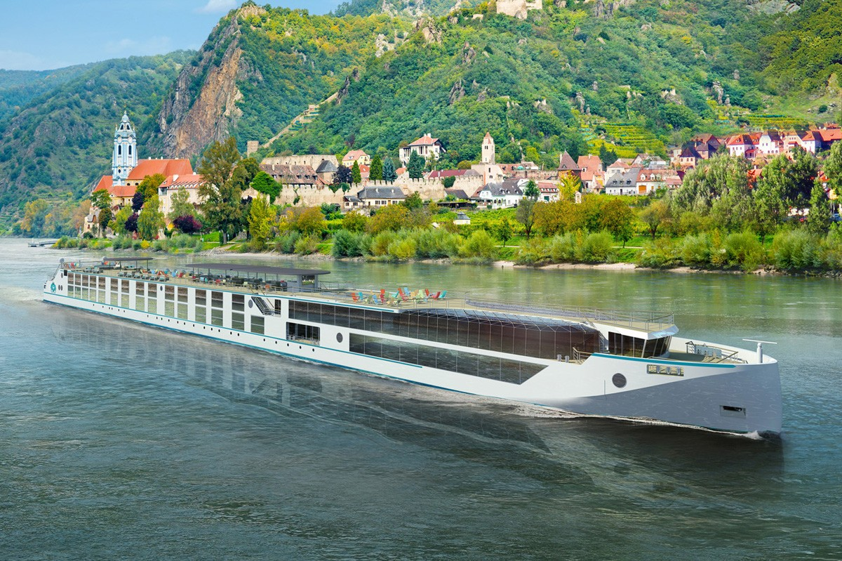 Crystal River Cruises welcomes its latest ship