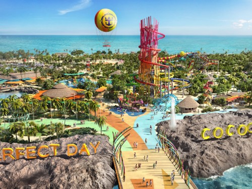 RCI's Perfect Day Island Collection to debut in Bahamas