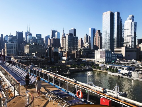 PAX on Location: An exclusive look at the Carnival Horizon in NYC