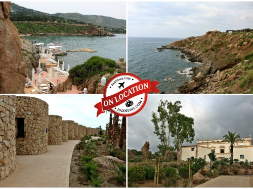 PAX On Location: Club Med Cefalu is officially open