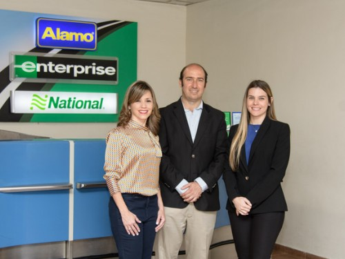 Enterprise Rent-A-Car now running in 4 Dominican airports