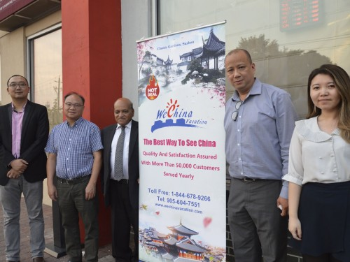 WeChina showcases tour offerings to agents