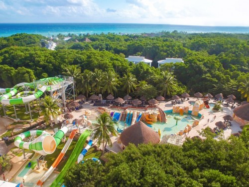 10 all-inclusive resorts with fantastic water parks