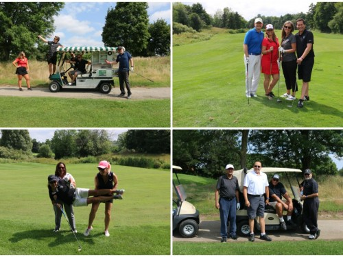 Skålleagues tee off for the Skål Toronto 63rd Annual Golf Tournament
