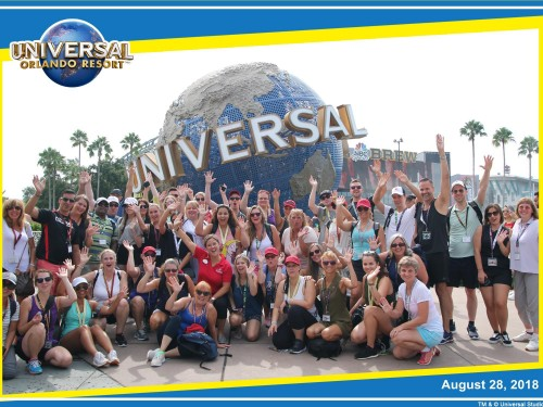 Day 2 #ACRaceKissimmee: a major detour at Universal Orlando won't stop these agents