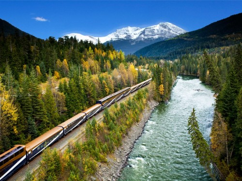 Road trips await with new self-drive packages from Rocky Mountaineer