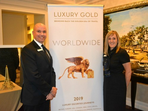 Luxury Gold's newest magazine is packed with personalized VIP experiences