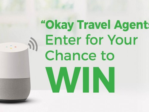 Park' N Fly has an exclusive Google Home contest for agents
