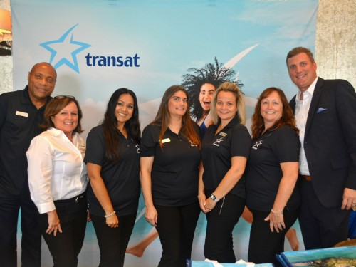 Transat's 2018-2019 Sun Product Showcase stops in Toronto