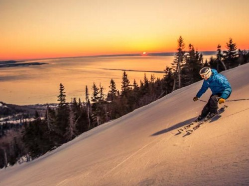 Club Med calls on Canadians to choose logo for new Charlevoix resort