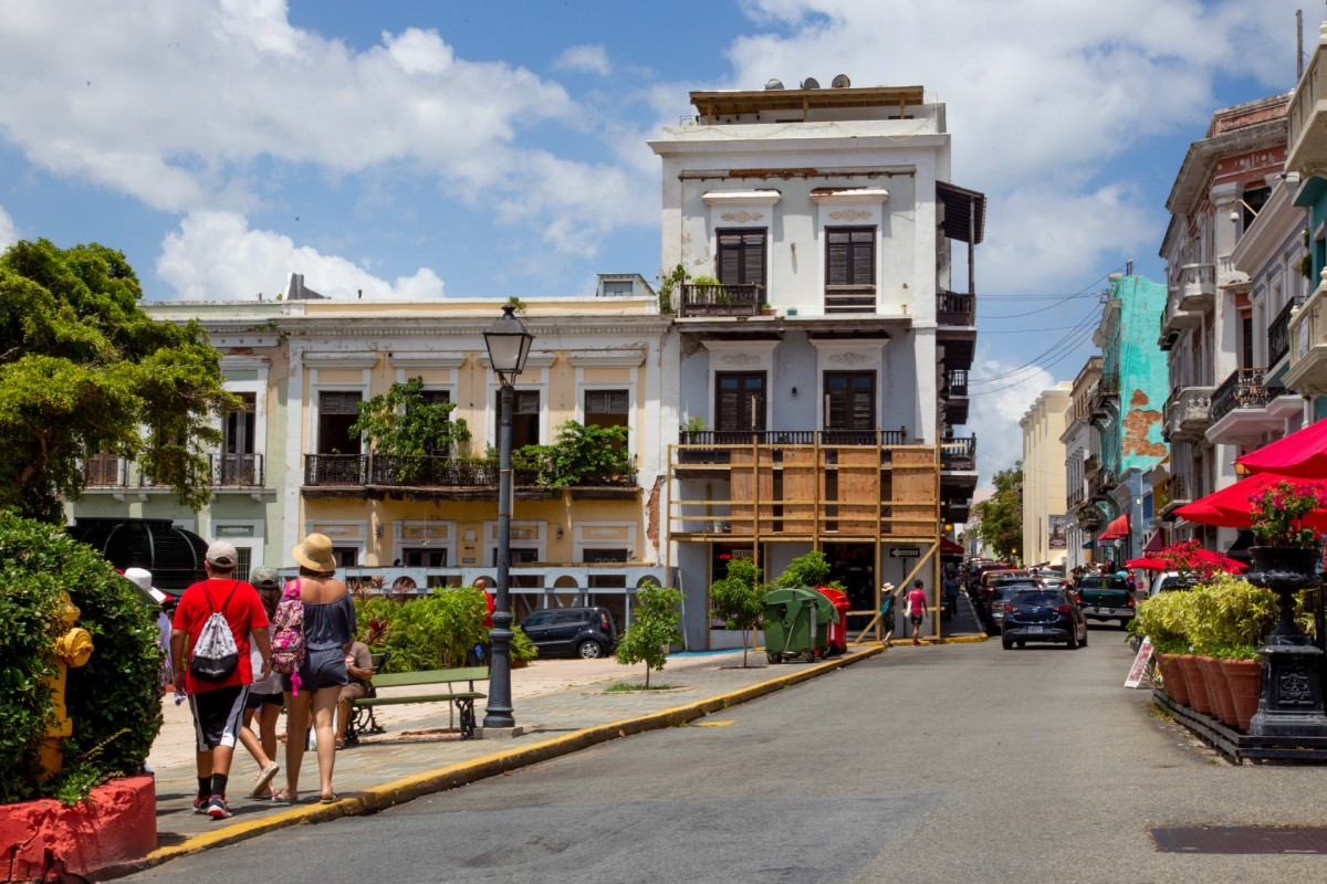 The road to recovery: one year later, the Caribbean is doing just fine