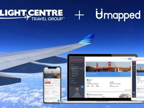 Flight Centre acquires tech company Umapped
