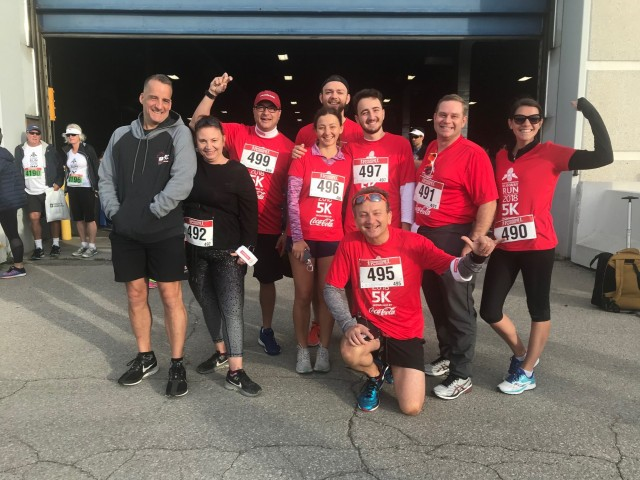 5K on a Saturday for the 11th Annual Runway Run