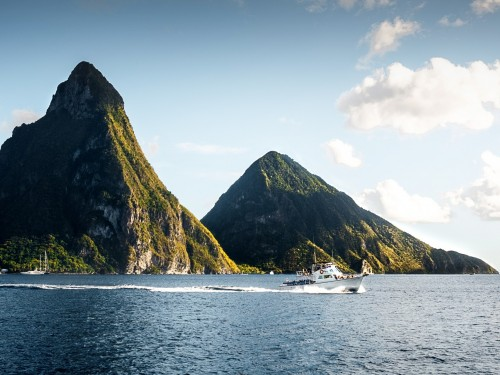 Air Canada Rouge launches non-stop flight to Saint Lucia this fall