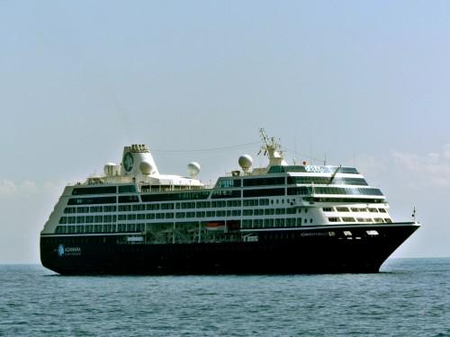 We sail the Mediterranean with Azamara Club Cruises